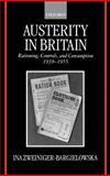 Austerity in Britain 9780198204534
