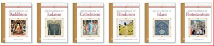 Encyclopedias of the World Religions, Melton, J. Gordon and Gillis, 0816054533