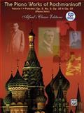 The Piano Works of Rachmaninoff, Rachmaninoff, 0739044532
