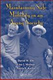 Maintaining Safe Mobility in an Aging Society, Eby, David W. and Molnar, Lisa J., 1420064533