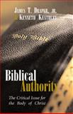 Biblical Authority, James T. Draper and Kenneth Keathley, 0805424539