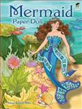 Mermaid Paper Doll, Eileen Rudisill Miller, 0486474542