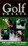 Golf Greats, Al Barkow and David Barrett, 0451194543