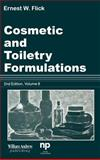 Cosmetic and Toiletry Formulations, Flick, Ernest W., 0815514549