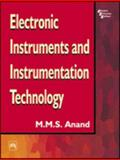 Electronic Instruments and Instrumentation Technology, Anand, M.M.S., 8120324544