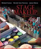 Stage Makeup, Corson, Richard and Glavan, James, 0205644546