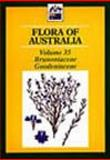 Flora of Australia : Brunoniaceae, Goodeniaceae, Australian Biological Resources Study Staff and Carolin, Roger C., 0644144548