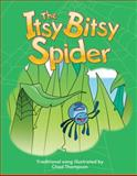 The Itsy Bitsy Spider, Chad Thompson, 1433314541
