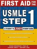 First Aid for the USMLE Step 1, Bhushan, Vikas and Le, Tao, 0071364544