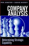 Company Analysis 9780471494546