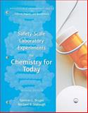 Safety Scale Lab Experiments - Chemistry for Today: General, Organic, and Biochemistry, Seager, Spencer L. and Slabaugh, Michael R., 053873454X