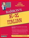 E-Z Italian, Marcel Danesi, 0764144545