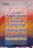Case Applications in Nursing Leadership and Management, Polifko-Harris, Karin, 140183454X