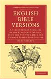 English Bible Versions 9781108024549