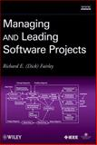 Managing and Leading Software Projects, Fairley, Richard E., 0470294558