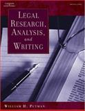 Legal Research, Analysis and Writing, Putman, William H., 0766854558