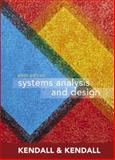 Systems Analysis and Design, Kendall, Kenneth E. and Kendall, Julie E., 0131454552