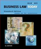 Business Law Today, Miller, Roger LeRoy and Jentz, Gaylord A., 0324654553