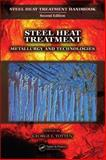 Steel Heat Treatment : Metallurgy and Technologies, Totten, George E., 0849384559