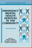 Emergency Mental Health Services in the Community, , 0521034558