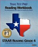 Texas Test Prep Reading Workbook, STAAR Reading Grade 4, Test Master Press, 1463524552