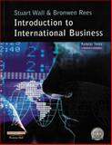 Introduction to International Business, Wall, Stuart and Rees, Bronwen, 0582414555