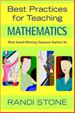 Best Practices for Teaching Mathematics : What Award-Winning Classroom Teachers Do, , 1412924553