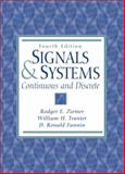 Signals and Systems : Continuous and Discrete, Ziemer, Rodger E. and Tranter, William H., 013496456X