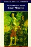 Court Masques, Aphra Behn, 0192834568
