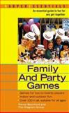 Family and Party Games, Trevor Bounford and Diagram Group Staff, 0060534567