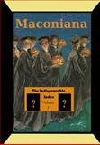 The Indispensable Index to Maconiana, Meredith Dixon, 1499654561