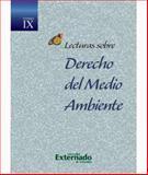 Lecturas en Derecho Del Medio Ambiente Tomo Ix,, 9587104560