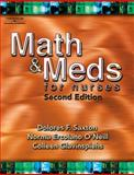 Math and Meds for Nurses 9781401834562