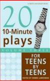 Twenty 10-Minute Plays For Teens By Teens, Lamedman, Debbie, 1575254565