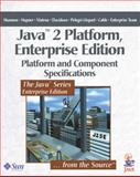 Java Enterprise Edition Specifications, Shannon, Bill and Hapner, Mark, 0201704560