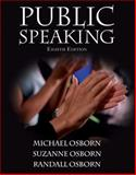 Public Speaking, Osborn, Michael and Osborn, Suzanne, 020558456X