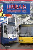 Urban Transport XVI : Urban Transport and the Environment in the 21st Century, A. Pratelli, C. A. (editors) Brebbia, 1845644565