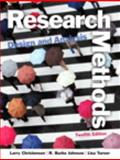 Research Methods, Design, and Analysis, Christensen, Larry B. and Johnson, R. Burke, 0205944566