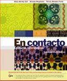 En Contacto, Enhanced : Lecturas Intermedias, Gill, Mary McVey and Wegmann, Brenda, 1285734564