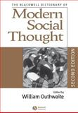 The Blackwell Dictionary of Modern Social Thought, , 1405134569