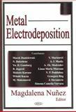 Metal Electrodeposition, Nuñez, Magdalena, 1594544565