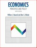 Economics : Principles and Policy, Baumol, William J. and Blinder, Alan S., 0030354579