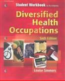 Diversified Health Occupations, Simmers, Louise M., 1401814573