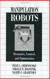 Manipulation Robots, Chernousko, Felix L., 0849344573