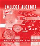 College Algebra : Modeling Our World, COMAP, Inc. Staff, 0716744570