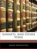 Sonnets, Samuel Waddington, 1144874572