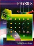 Student Solutions Manual to Accompany Physics, Halliday, David, 0471804576