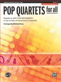 Pop Quartets for All, Story, Michael, 0739054570