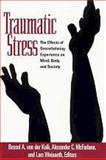 Traumatic Stress : The Effects of Overwhelming Experience on Mind, Body, and Society, , 157230457X