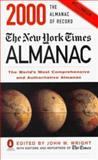 The New York Times Almanac 2000, John W. Wright, 0140514570